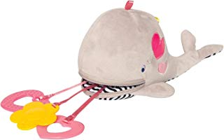 Manhattan Toy Winnie Whale Zip & Play Teether