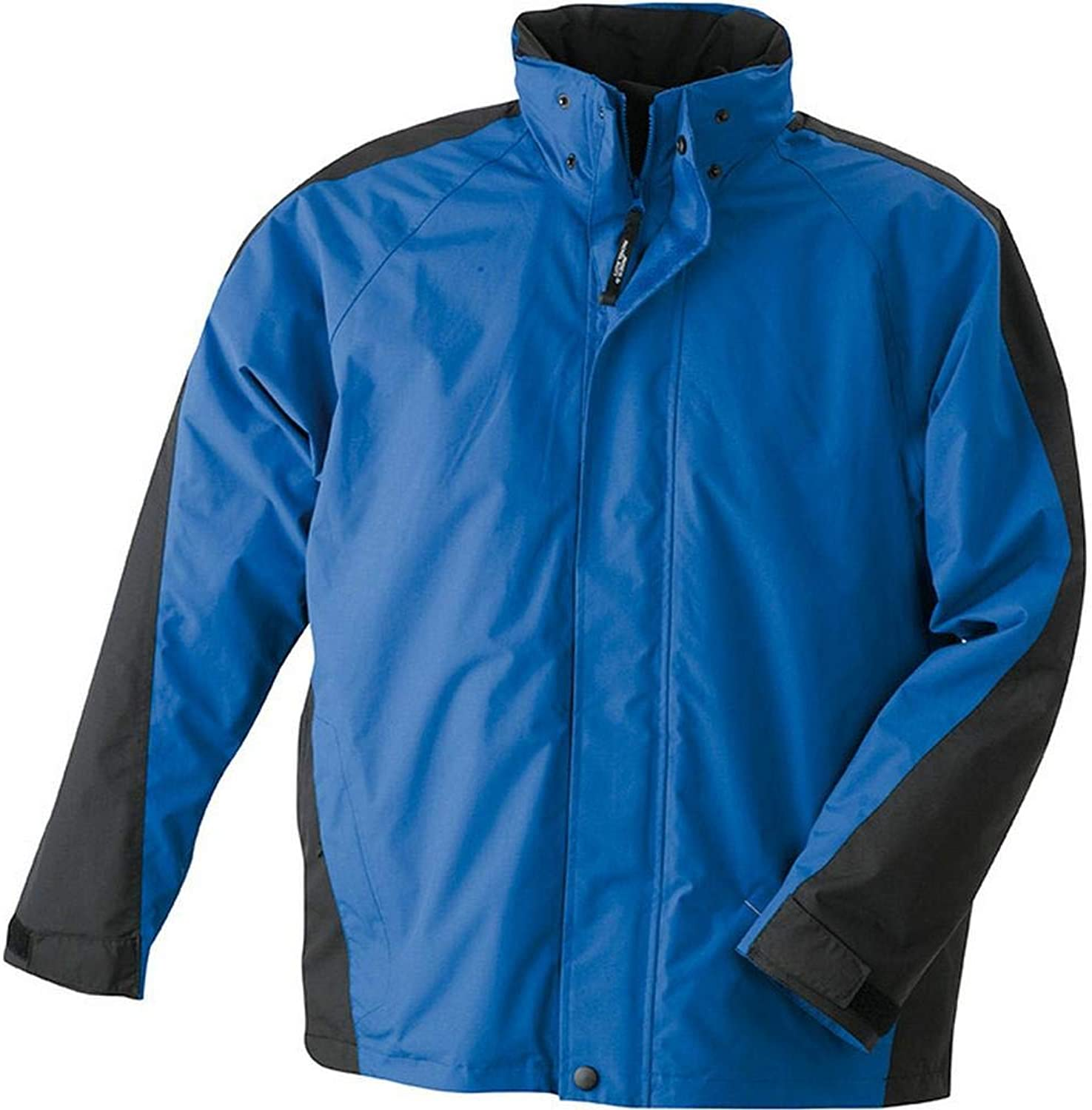 James and Nicholson Mens Two-in-One Jacket