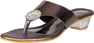 Khadims Women Casual Slip-On Sandal