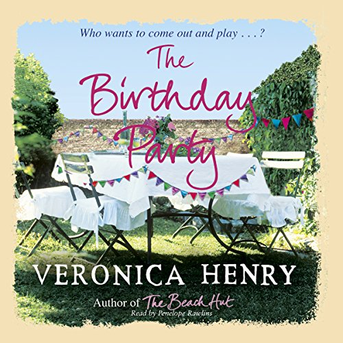 The Birthday Party audiobook cover art