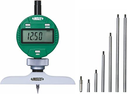 INGröße 2141-202A Digitaler Tiefenmessgerät, Sockel 101,5 x 17 mm, 0-300 mm B01GRHS452 | Düsseldorf Eröffnung