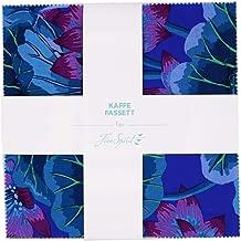 Free Spirit Fabrics Kaffe Fassett Collective Island Ten Inch Charm Pack 42 Fabrics