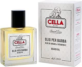 Cella Beard Oil 50ml 1.7 fl oz