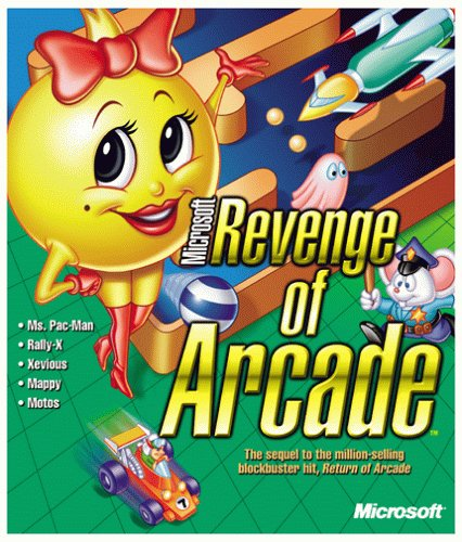 Microsoft Revenge Colorado Springs Mall Ranking integrated 1st place of - PC Arcade