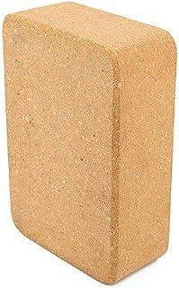 Yoga Block CS-YJZ yoga set, foam block, high density environmental protection, fitness, auxiliary yoga cork brick (Color : -)