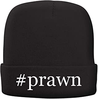 BH Cool Designs #prawn - Adult Hashtag Comfortable Fleece Lined Beanie