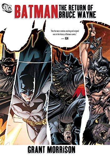 Batman: The Return of Bruce Wayne: Deluxe (Batman by Grant Morrison series Book 9) (English Edition)