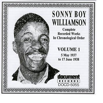 Sonny Boy Williamson Vol. 1 (1937 - 1938)
