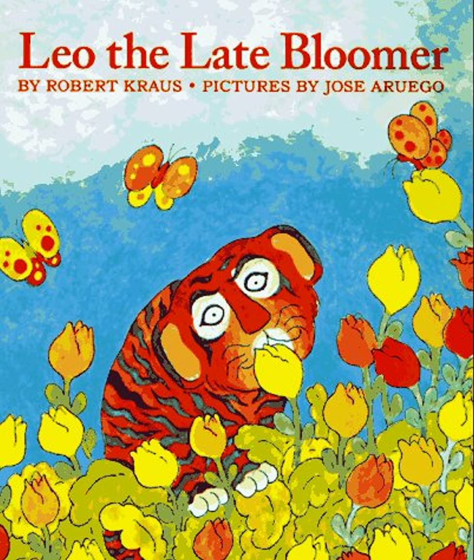 千ジレンマ速記Leo the Late Bloomer Board Book