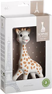 Vulli Sophie The Giraffe New Box, Polka Dots