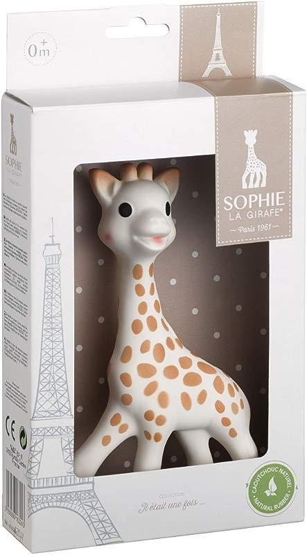 Vulli Sophie The Giraffe New Box Polka Dots