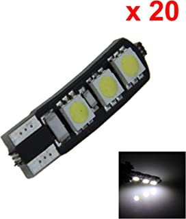 1X Car  White 42 LED 1206 SMD T10 W5W Wedge Side Light Bulb Lamp A049