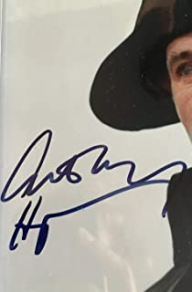 Anthony Hopkins Mutiny On The Bounty 8X10 Signed Photo Autograph Auto Framed