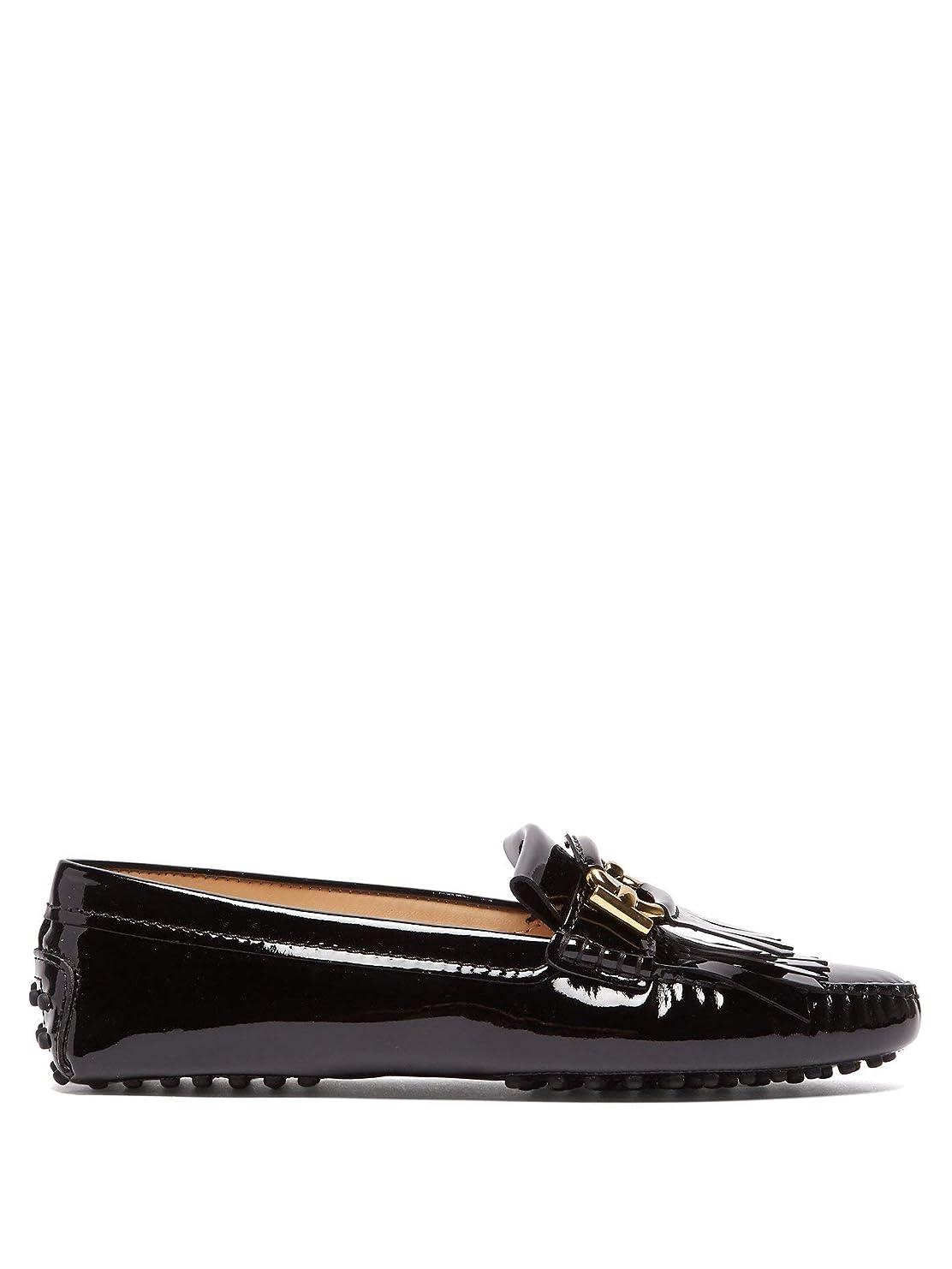 タンク後者好き[トッズ] レディース シューズ?靴 ローファー?オックスフォード Gommino patent-leather loafers (並行輸入品)