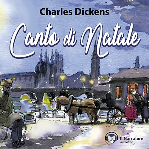 Canto di Natale audiobook cover art
