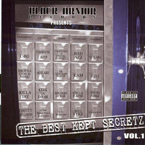The Best Kept Secretz, Vol. 1 by Essex The Red Skin (2002-07-09)