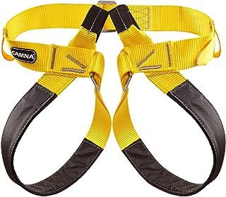 HPDOE Arnes Escalada Protección contra caídas cinturón arnés cinturón certificación CE montañismo Escalada árbol Escalada Bombero al Aire Libre