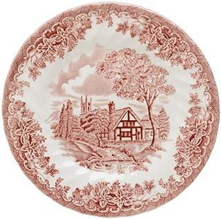 Churchill Red Pink Brook Patten 6 3/4