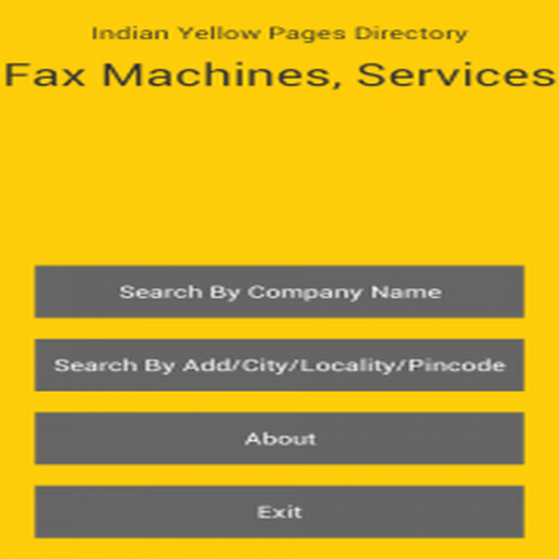 Fax Machines, Services 1