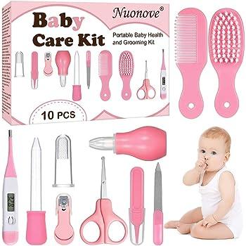Perfekte Erstausstattung für Baby Neugeborene Babypflege-Set