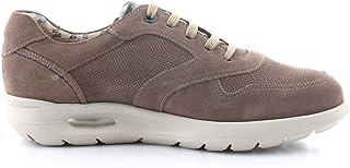 Luxury Fashion | Callaghan Men 42600BEIGE Beige Suede Sneakers | Spring-summer 20