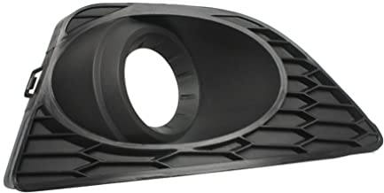Fog Light Trim Compatible with Ford Fusion 2010-2012 Driver Side Painted To Match Bezel SEL/Hybrid Models