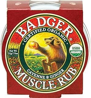 Badger Sore Muscle Rub - .75 oz Tin