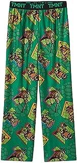 Boys Teenage Mutant Ninja Turtles TMNT Lounge/Sleep Pajama Pants (S 4-5)