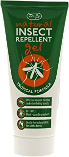 Dr Johnson's Natural Insect Repelent Gel, 100 ml