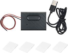 OWSOO Wifi-deuropener voor garagecontroller, smart phone afstandsbediening, app eWeLink, timerfunctie, compatibel met Amaz...