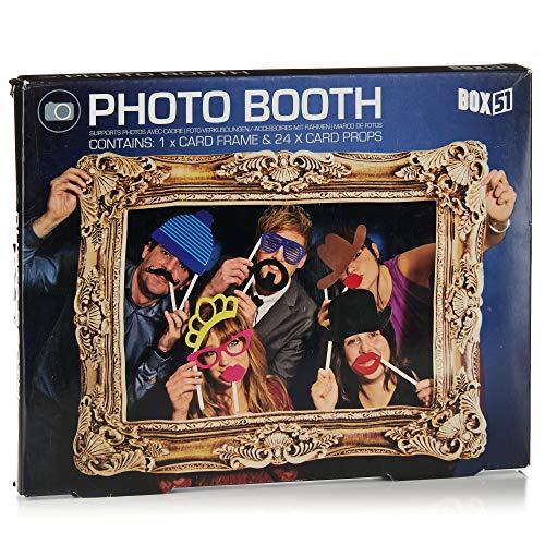 Paladone - PP2408 - Photo Booth Box 51 - Set di decorazioni per feste, multicolore