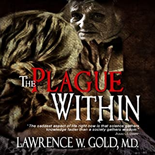 The Plague Within audiobook cover art