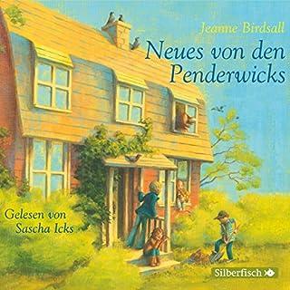 Neues von den Penderwicks     Die Penderwicks 4              Autor:                                                                                                                                 Jeanne Birdsall                               Sprecher:                                                                                                                                 Sascha Icks                      Spieldauer: 6 Std. und 20 Min.     23 Bewertungen     Gesamt 4,8