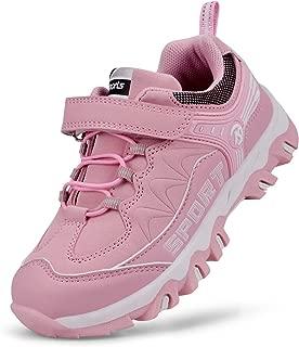 Simasoo Boys Girls Sneakers Kids Walking Hiking Trail Running Shoes