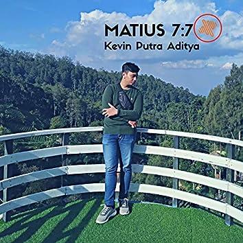 Matius 7;7