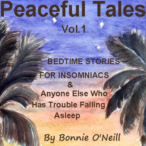 Peaceful Tales, Vol.1 audiobook cover art