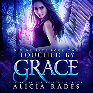 Touched by Grace audiobook cover art