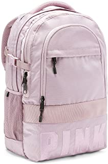 Victoria 's Secret Pink Collegiate Backpack School Bag Dreamy Lilac
