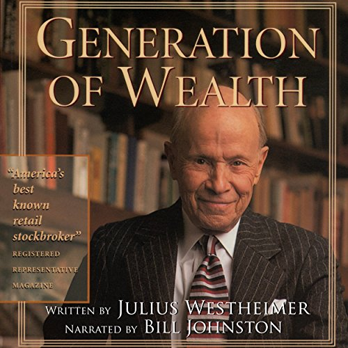 Generation of Wealth cover art