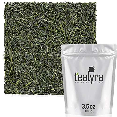 Tealyra - Gyokuro Shizuoka - Japanese Green Tea - The Best Japanese Tea -...