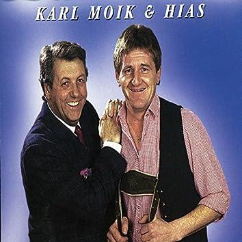 Volksmusik-Party mit Karl Moik & Hias