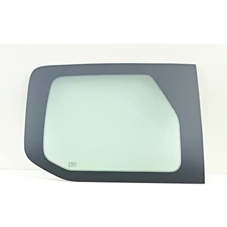 NAGD Passenger//Right Rear Sliding Door Window Glass Privacy Replacement for Ford Transit 100.8 Mid-Roof // 110.2 High-Roof 2015-2019