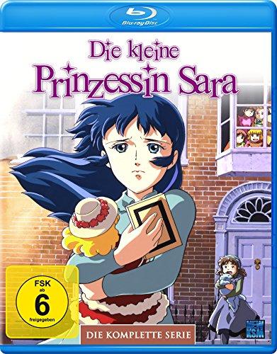 Die kleine Prinzessin Sara - Die komplette Serie (New Edition) [Blu-ray]