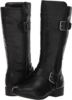 184eb7285 Girls Black Boots + FREE SHIPPING | Shoes | Zappos.com