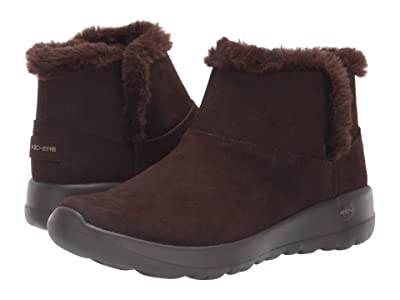 SKECHERS Performance On-The-Go Joy Bundle Up (Chocolate) Women
