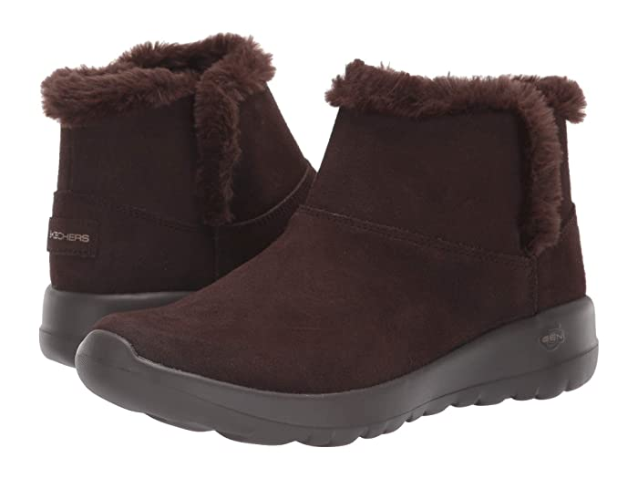 SKECHERS Performance  On-The-Go Joy Bundle Up (Chocolate) Womens  Boots