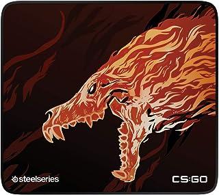 【国内正規品】マウスパッド SteelSeries QcK+Limited CS:GO Howl Edition