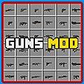 Guns Mod for MCPE by Big Mood Glit