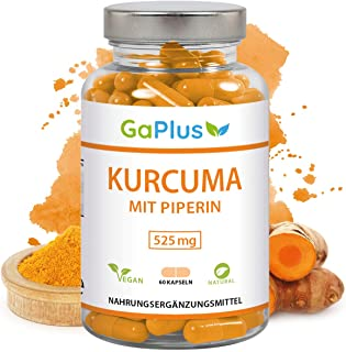 KURKUMA wysokie dawki, naturalna kurkuma + 95% ekstrakt z curkuminy + ekstrakt z czarnego pieprzu. Poziom cholesterolu + p...