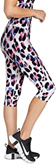 Rockwear Activewear Women's Popsicle 3/4 Print Shaped Waist Tig from Size 4-18 for 3/4 Length Bottoms Leggings + Yoga Pant...